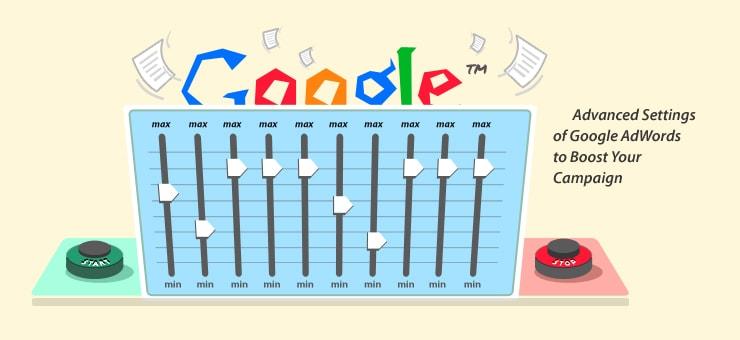 راهنمای تنظیمات پیشرفته گوگل ادوردز