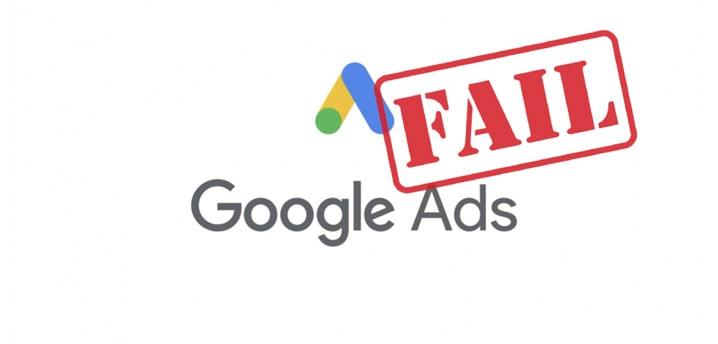 هفت اشتباه مهلک تبلیغات در گوگل ادوردز و نحوه رفع آن – بخش اول