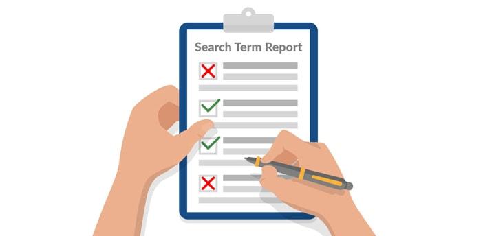 چگونه عبارات جستجو شده یا Search Terms را در گوگل ادوردز مدیریت کنیم؟